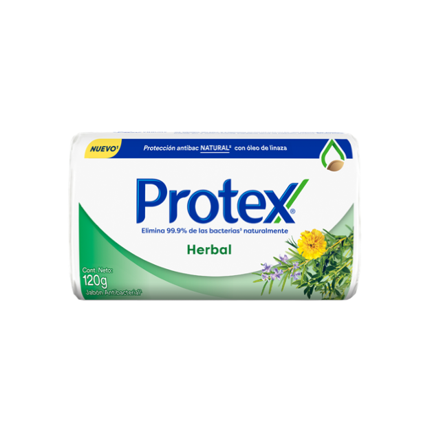 Protex® Herbal Jabón en Barra 120g