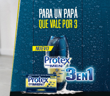 Protex® for Men 3 en 1