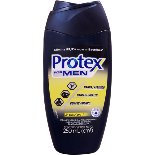 Protex® Men 3 en 1 Gel de Ducha